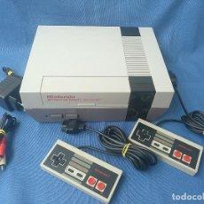 Videojuegos y Consolas: CONSOLA NINTENDO NES + SUPER MARIO BROS. Lote 210559975