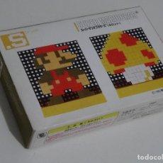 Videojuegos y Consolas: COLECCIÓN TOMYTEC-DOT. S SUPER MARIO BROS LICENCIA DE NINTENDO VIDEO GAME 3D COMPOSICIÓN ADORNO. Lote 210583797