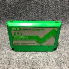 Videojuegos y Consolas: POPEYE FAMICOM NINTENDO NES. Lote 210756506