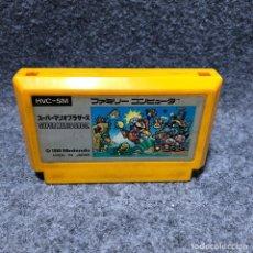 Videojuegos y Consolas: SUPER MARIO BROS FAMICOM NINTENDO NES. Lote 210756516