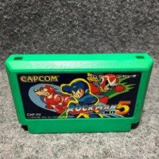 Videojuegos y Consolas: ROCKMAN 5 FAMICOM NINTENDO NES. Lote 210756525
