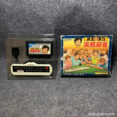 Videojuegos y Consolas: IDE YOUSUKE MEIJIN NO JISSEN MAHJONG+CONTROLLER FAMICOM NINTENDO NES. Lote 210756540