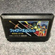 Videojuegos y Consolas: FIRE EMBLEM ANKOKURYUU TO HIKARI NO KEN FAMICOM NINTENDO NES. Lote 210756542