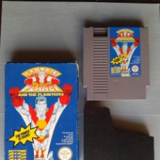 Videojuegos y Consolas: NINTENDO NES CAPTAIN PLANET AND PLANETEERS INCLUYE CAJA BOXED PAL B R11203. Lote 210840457