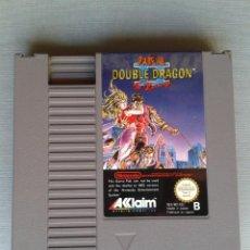 Videojuegos y Consolas: JUEGO NINTENDO NES DOUBLE DRAGON II THE REVENGE SOLO CARTUCHO PAL B EEC R11205. Lote 210840495