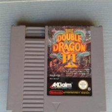 Videojuegos y Consolas: NINTENDO NES DOUBLE DRAGON III THE SACRED STONES SOLO CARTUCHO PAL B ESP RARO+!! R11206. Lote 210840509