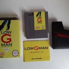 Videojuegos y Consolas: LOW G MAN NINTENDO NES. Lote 210976441