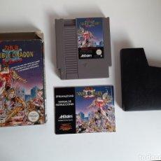 Videojuegos y Consolas: DOUBLE DRAGON II 2 NINTENDO NES. Lote 210976597
