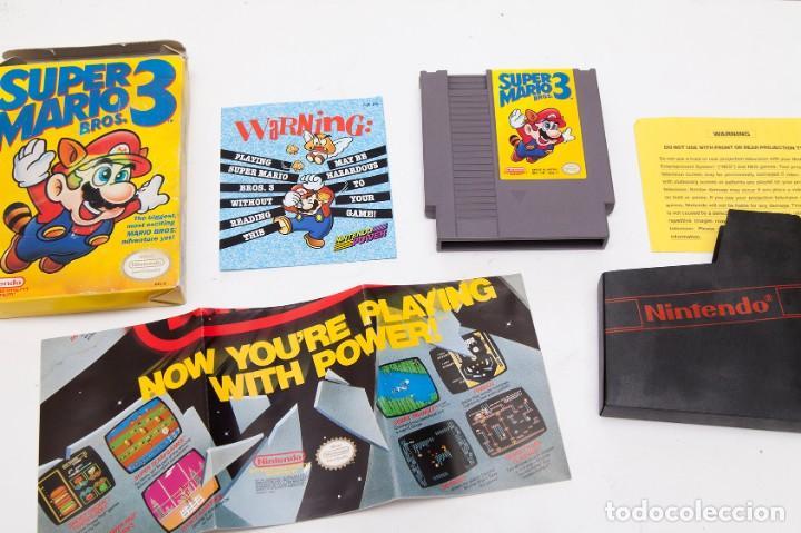 NES - SUPER MARIO BROS 3 (Juguetes - Videojuegos y Consolas - Nintendo - Nes)