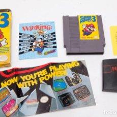 Videojuegos y Consolas: NES - SUPER MARIO BROS 3. Lote 212886240
