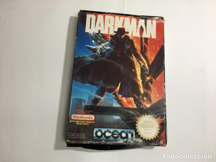 JUEGO DARKMAN DE NINTENDO NES (Juguetes - Videojuegos y Consolas - Nintendo - Nes)