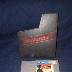 Videojuegos y Consolas: JUEGO NINTENDO NES HUDSON HAWK EL GRAN HALCON. Lote 213295963