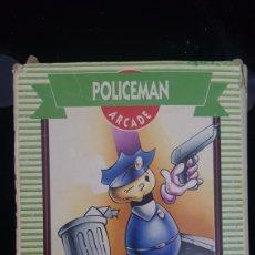 Videojuegos y Consolas: JUEGO GLUK POLICEMAN EN SU CAJA ORIGINAL. CREO QUE UNICO EN INTERNET. Lote 213439160