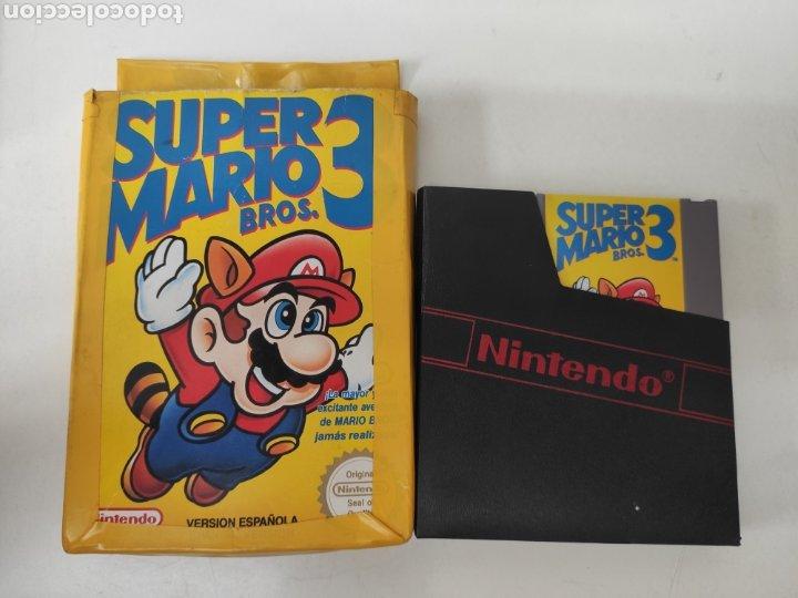 JUEGO NINTENDO NES SUPER MARIO 3 BROS (Juguetes - Videojuegos y Consolas - Nintendo - Nes)