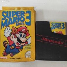 Videojuegos y Consolas: JUEGO NINTENDO NES SUPER MARIO 3 BROS. Lote 213800467