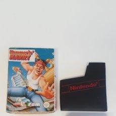 Videojuegos y Consolas: HAMMERIN HARRY NES. Lote 214735446