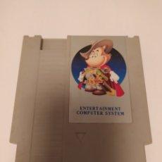 Videojuegos y Consolas: JUEGO HIGHWAY STAR CRÓNICO NINTENDO NES. Lote 217037988