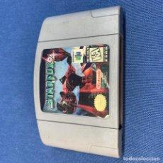 Videojuegos y Consolas: VIDEOJUEGO NINTENDO - NINTENDO 64 - STARFOX 64 - SOLO CARTUCHO - MADE IN USA. Lote 217212835