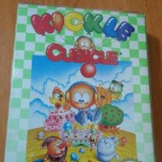 Videojuegos y Consolas: KICKLE CUBICLE NINTENDO NES PAL ESPAÑA. Lote 217414930