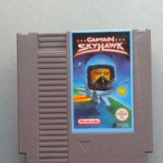 Videogiochi e Consoli: JUEGO NINTENDO NES CAPTAIN SKYHAWK PAL B SOLO CARTUCHO ONLY CART R11460. Lote 217803031