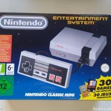 Videojuegos y Consolas: NINTENDO MINI NES - NUEVA - PRIMERA TIRADA. Lote 217869866