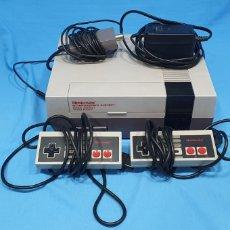 Videojuegos y Consolas: VIDEOCONSOLA - NINTENDO NES COMPLETA. Lote 217895553