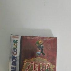 Videojuegos y Consolas: THE LEGEND OF ZELDA ORACLE OF SEASONS NUEVO PRECINTADO GAME BOY GAMEBOY. Lote 218531786