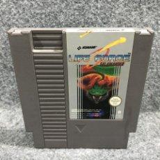Videojuegos y Consolas: LIFE FORCE SALAMANDER NINTENDO NES. Lote 219189022