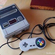 Videojuegos y Consolas: SUPERNINTENDO. Lote 219730200