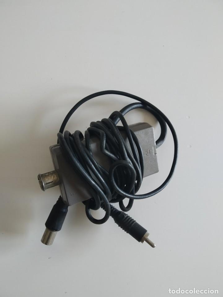 Videojuegos y Consolas: ANTENA ORIGINAL PARA LA CONSOLA NINTENDO / NES - Foto 2 - 220734677
