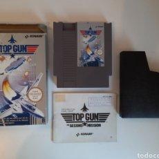 Videojuegos y Consolas: TOP GUN NINTENDO NES. Lote 221376698