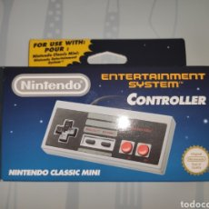 Videojuegos y Consolas: MANDO NINTENDO CLASSIC MINI NUEVO A ESTRENAR. Lote 221466558