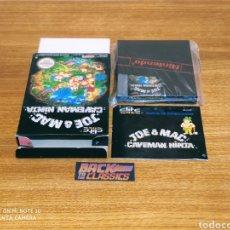 Videojuegos y Consolas: JOE Y MAC CAVEMAN NINJA. Lote 221662727