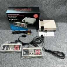 Videojuegos y Consolas: CONSOLA NINTENDO NES COOLBABY MINI NES 600 JUEGOS. Lote 221733846