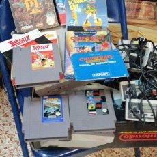 Videojuegos y Consolas: NINTENDO NES CON JUEGOS. Lote 221754381