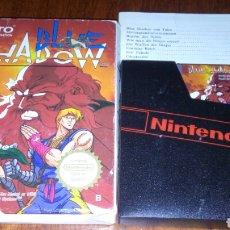 Videojuegos y Consolas: BLUE SHADOW NINTENDO NES TAITO. Lote 221875286