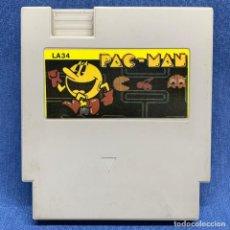 Videojuegos y Consolas: VIDEOJUEGO NINTENDO - CARTUCHO - CLONICO - NINTENDO - NES - PACMAN - LA34. Lote 221887543
