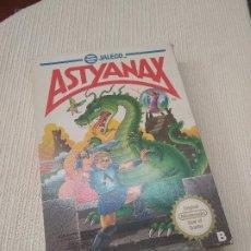 Videojuegos y Consolas: ASTYANAX NINTENDO NES NESE NESS PAL B ESP. Lote 222182301