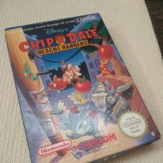 Videojuegos y Consolas: CHIP AND DALE. CHIP Y CHOP NINTENDO NES NESE NESS.. Lote 222182473