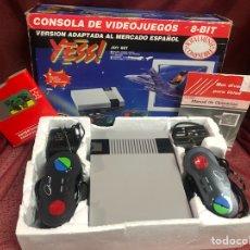 Videojuegos y Consolas: CONSOLA YESS CLONICA NINTENDO NES. Lote 222280605