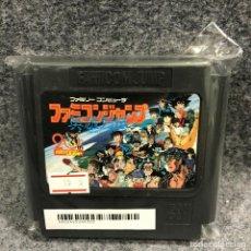 Videojuegos y Consolas: FAMICOM JUMP EIYUU RETSUDEN NINTENDO NES. Lote 222432598