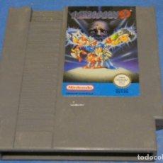 Videojuegos y Consolas: EXPRO JUEGO NINTENDO NES ESP MEGAMAN 3. Lote 222911835