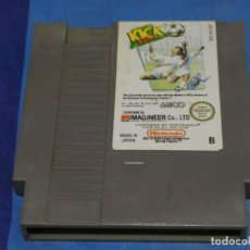Videojuegos y Consolas: EXPRO JUEGO NINTENDO NES PAL ESP KICK OFF. Lote 222911951