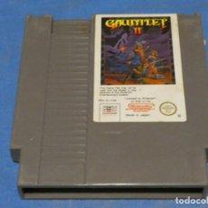 Videojuegos y Consolas: EXPRO JUEGO NINTENDO NES PAL 2U FRG B GAUNTLET II. Lote 222912143