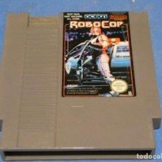 Videojuegos y Consolas: EXPRO JUEGO NINTENDO NES PAL ESP ROBOCOP. Lote 222912252