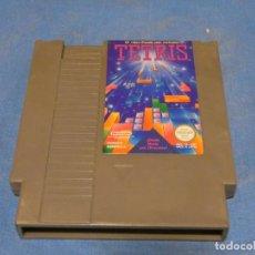 Videojuegos y Consolas: EXPRO JUEGO NINTENDO NES PAL ESP TETRIS. Lote 222912387