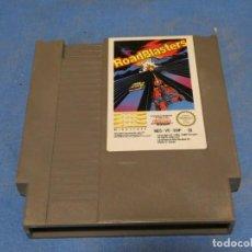 Videojuegos y Consolas: EXPRO JUEGO NINTENDO NES PAL ESP ROADBLASTERS. Lote 222912451