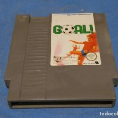 Videojuegos y Consolas: EXPRO JUEGO NINTENDO NES PAL ESP GOAL. Lote 222912698