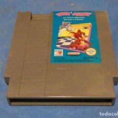 Videojuegos y Consolas: EXPRO JUEGO NINTENDO NES PAL ESP TOM & JERRY. Lote 222912721