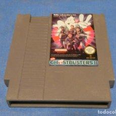 Videojuegos y Consolas: EXPRO JUEGO NINTENDO NES PAL ESP GHOSTBUSTERS II. Lote 222912771